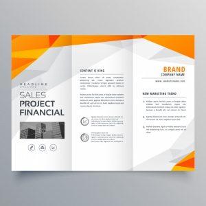 Дизајн на брошура